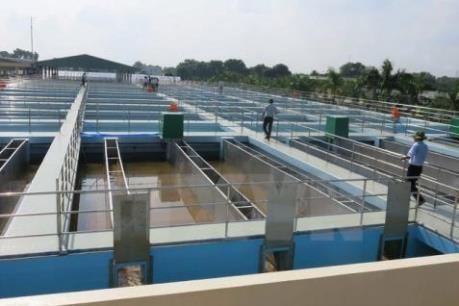 Khởi công nâng công suất nhà máy nước Bắc Thăng Long - Vân Trì