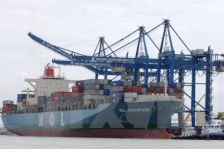Bộ GTVT thu phí hàng hải luồng Soài Rạp