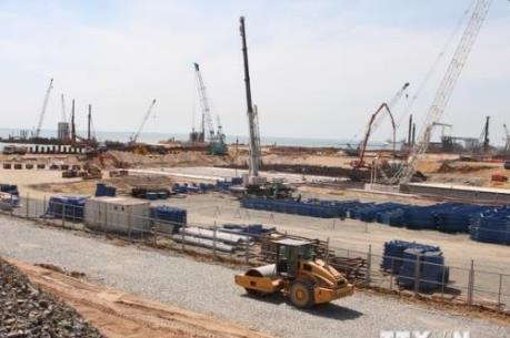 Hà Tĩnh xây dựng KKT Vũng Áng phát triển nhanh, bền vững