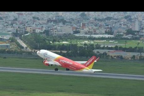VietJet Air thông báo thay đổi lịch bay bằng tin nhắn Zalo