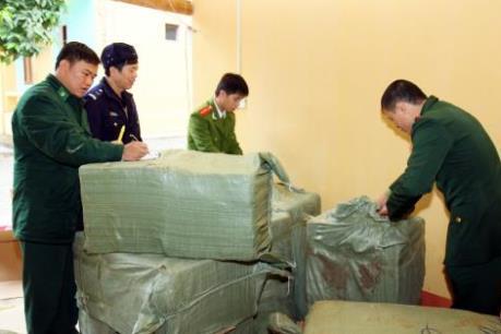 Cảnh báo hiện tượng gian lận kê khai, kiểm đếm gỗ nhập khẩu