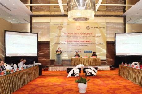 Việt Nam quyết trở thành trung tâm chế tạo của thế giới