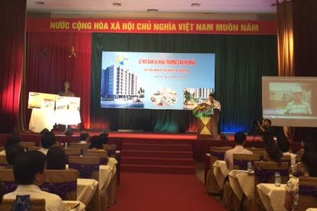 Mở bán dự án nhà ở xã hội đầu tiên tại TP. Hưng Yên