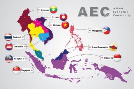 Các Bộ trưởng Kinh tế ASEAN nhóm họp tại Thái Lan