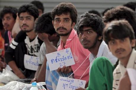 Thái Lan tăng hình phạt với người nước ngoài lưu trú trái phép