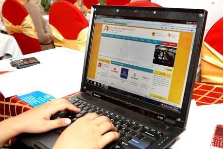 Phấn đấu 30% dân số tham gia mua sắm trực tuyến