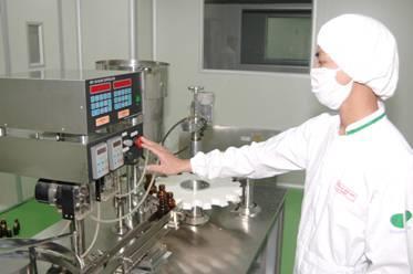 Cổ phiếu CTCP Dược phẩm Cần Giờ lên sàn UPCoM