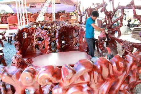 Doanh nghiệp châu Âu đẩy mạnh xuất khẩu hàng nội thất vào Việt Nam