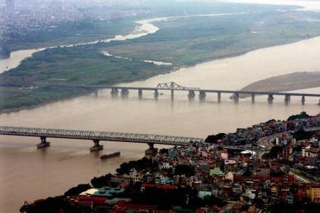 Duyệt quy hoạch đê điều hệ thống sông Hồng và sông Thái Bình