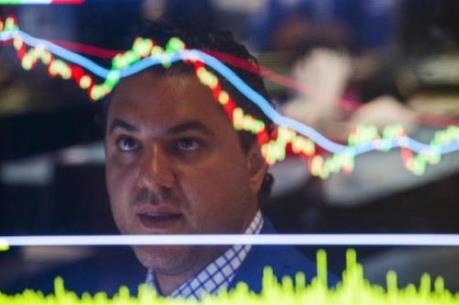 Giá cổ phiếu của Mỹ phần lớn sụt giảm