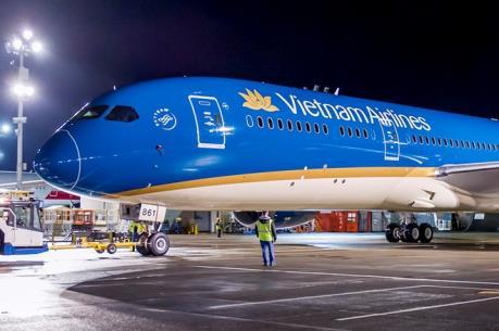 Vietnam Airlines sử dụng Boeing 787-9 Dreamliner trên đường bay tới Đức