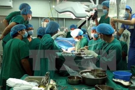 Duyệt dự thảo Hiệp định vay ODA xây Bệnh viện Chợ Rẫy Hữu nghị Việt Nhật