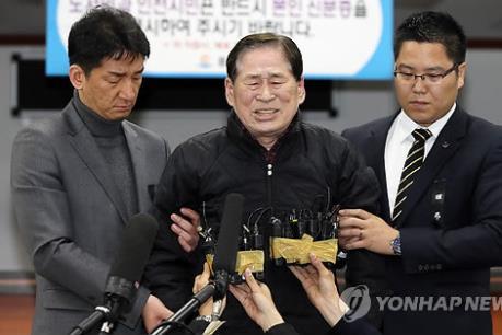 Hàn Quốc tuyên án phạt tù Chủ tịch công ty điều hành phà Sewol
