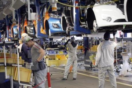 Sức tăng trưởng của thị trường ô tô Mỹ không được như kỳ vọng