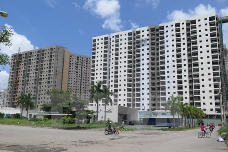 Tồn kho bất động sản tiếp tục giảm