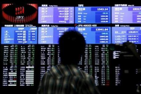 Chứng khoán Tokyo tăng điểm sau quyết sách của BoJ