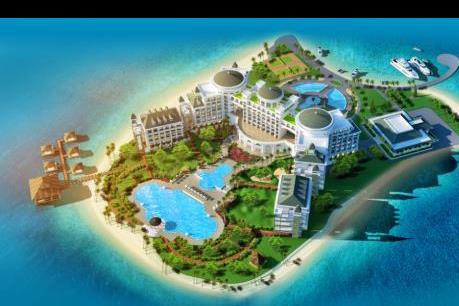 Quảng Ninh có khu nghỉ dưỡng biển cao cấp bên bờ Vịnh Hạ Long