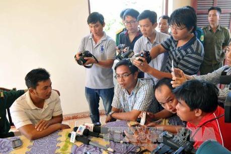 Bộ Giao thông Vận tải chỉ đạo tìm kiếm thuyền viên tàu Hoàng Phúc 18