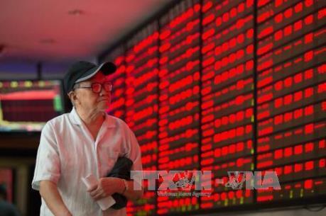 Số liệu yếu của Trung Quốc phủ sắc đỏ lên chứng khoán châu Á