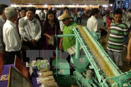 Tập đoàn Nhật muốn đầu tư vào máy móc nông nghiệp công nghệ cao