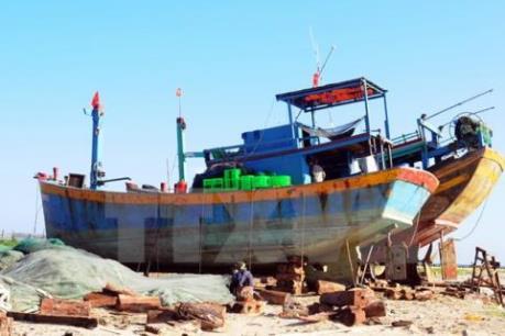 Đầu tư trên 50 tỷ đồng xây dựng xưởng đóng tàu vỏ thép