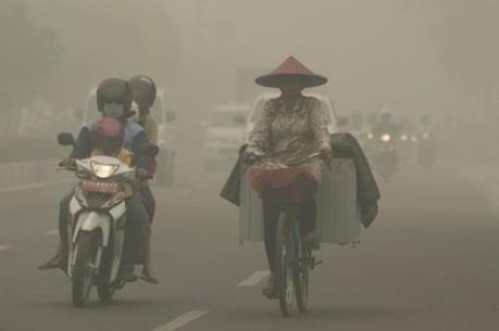 Hàng không Indonesia thiệt hại lên đến 2 triệu USD do khói bụi