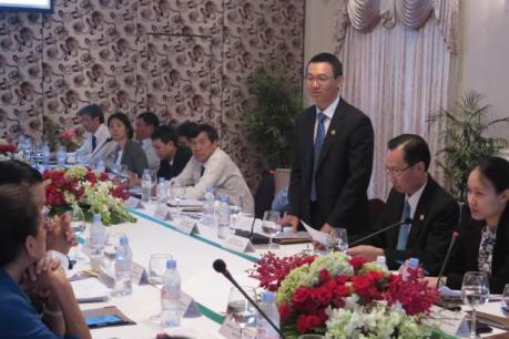 Tp. Hồ Chí Minh coi EU là đối tác quan trọng hàng đầu