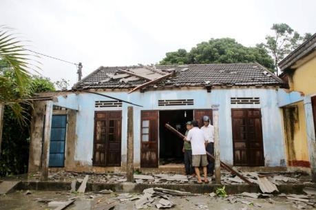Lào Cai tiếp tục chịu nhiều thiệt hại do mưa, lốc