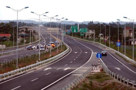 Hoàn thành sửa chữa diện tích hằn lún trên cao tốc Nội Bài-Lào Cai