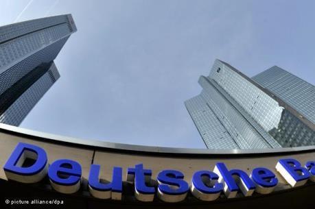 Deutsche Bank đồng ý nộp phạt 200 triệu USD cho Mỹ