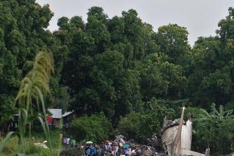 Rơi máy bay tại Nam Sudan, ít nhất 41 người thiệt mạng