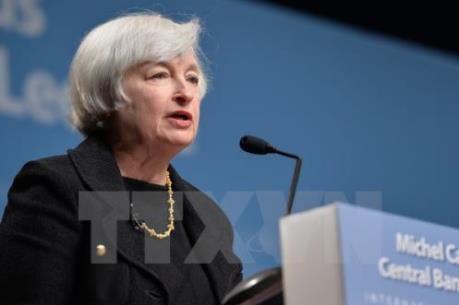 Chủ tịch Janet Yellen: Fed sẽ thận trọng khi nâng lãi suất