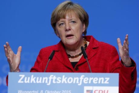 Thủ tướng Đức muốn sửa đổi luật tị nạn của châu Âu