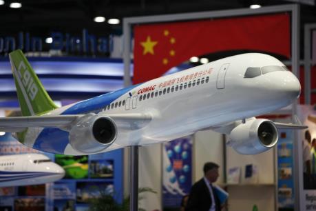 Trung Quốc hé lộ một đối thủ cạnh tranh với Airbus