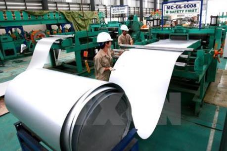 Khánh thành nhà máy sản xuất thép lá mạ công suất 800.000 tấn tại Bình Dương