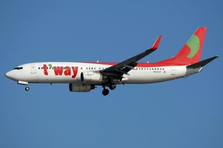 Từ ngày 24/12, T'way Air thực hiện tuyến bay Incheon-Thành phố Hồ Chí Minh