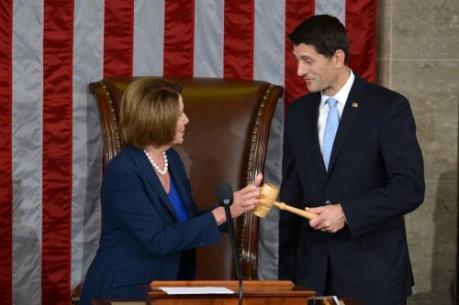 Quốc hội Mỹ bất đồng trong việc thông qua dự luật ngân sách