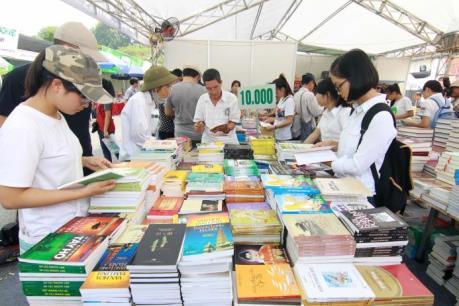 Ngày hội sách cũ tại Thành phố Hồ Chí Minh