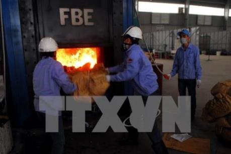 Thái Nguyên: Gần 74 tỷ đồng xây dựng Nhà máy xử lý chất thải rắn Đá Mài