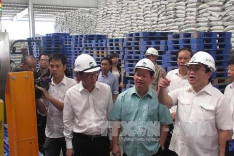 Khánh thành nhà máy phân bón DAP lớn nhất khu vực Tây Bắc