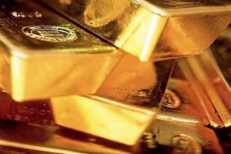 Giá vàng thế giới chạm mức cao nhất trong 3 tuần