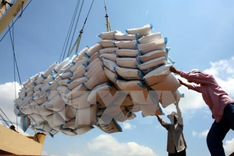 Xuất khẩu gạo Myanmar giảm trong nửa đầu tài khóa 2015