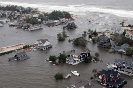 10 thành phố lớn có nguy cơ bị nhấn chìm do nước biển dâng