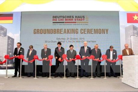 Công ty Địa ốc Hòa Bình trúng thầu xây dựng dự án Ngôi nhà Đức