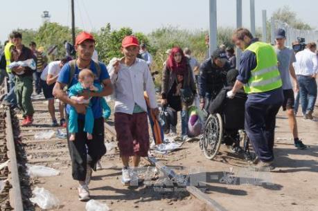 EU kêu gọi tăng cường đoàn kết nội bộ với vấn đề người di cư