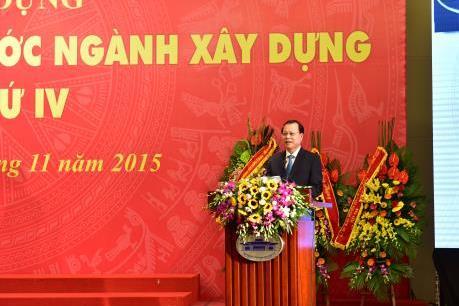 Phó Thủ tướng Vũ Văn Ninh: Ngành xây dựng cần quyết liệt tái cơ cấu