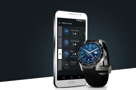 """Tag Heuer Connected - đối thủ """"đáng gờm"""" của Apple Watch"""
