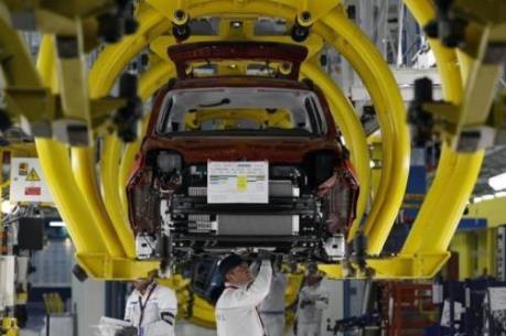 Công nghiệp Italy trên đà hồi phục