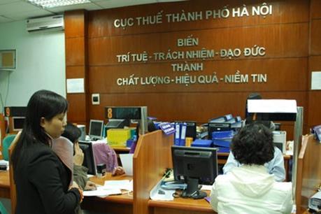 Hà Nội công khai danh tính 113 doanh nghiệp nợ thuế