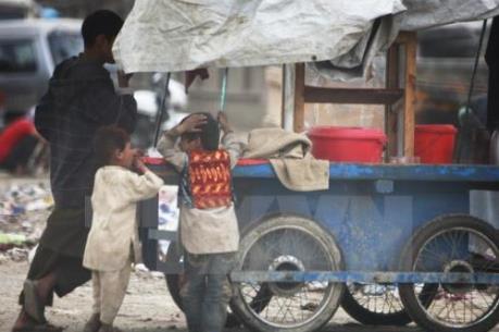 11 triệu trẻ em có thể rơi vào cảnh đói nghèo vì El Nino